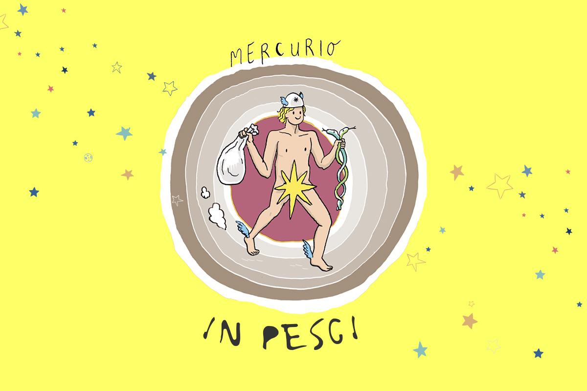 Mercurio in Pesci